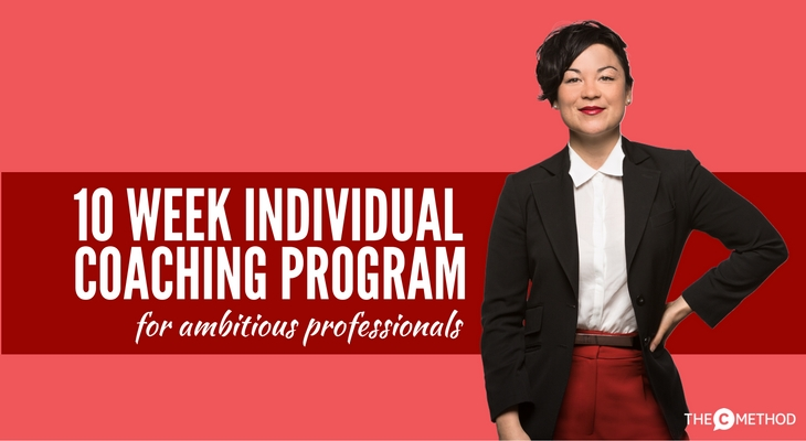 10 week coaching program with Christina Canters