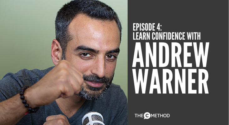 Andrew Warner Christina Canters Mixergy The C Method Podcast Interview