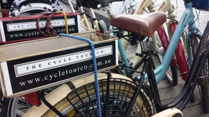 Bike Tours Melbourne The Cycle Tour Co