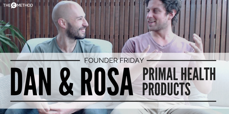 Founder Friday Primal Health Products Protein Christina Canters the C Method