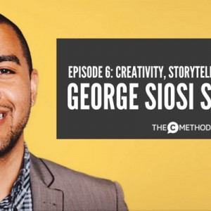 George Siosi Samuels on Creativity, Storytelling and Flow [Episode 6]