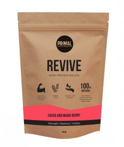Primal Health Products Revive Protein