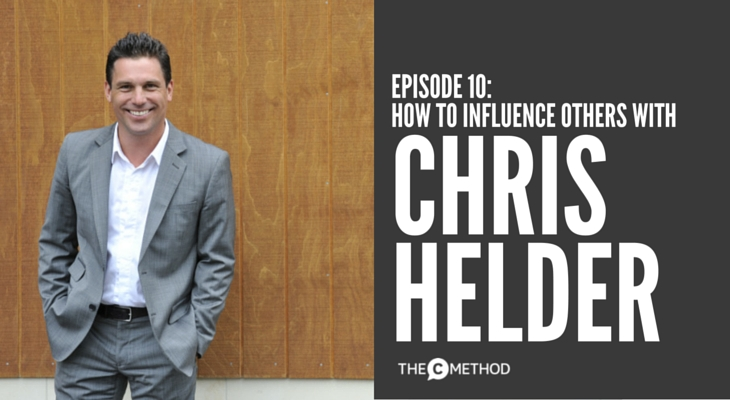 Chris Helder communication leadership sales interview with Christina Canters Stand Out Get Noticed