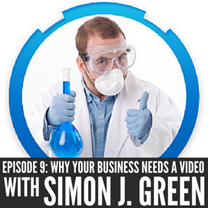Video Marketing Simon J Green The X Gene on The C Method Podcast with Christina Canters