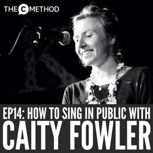 How to sing in Public Caity Fowler Playwrite Christina Canters
