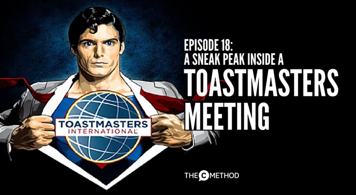 CHRISTINA CANTERS Communication TOASTMASTERS PODCAST public speaking melbourne