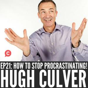 HUGH CULVER PRODUCTIVITY procrastination speaker christina canters the c method