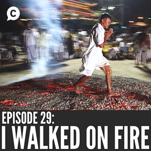 tony robbins the c method christina canters firewalk hot coals podcast