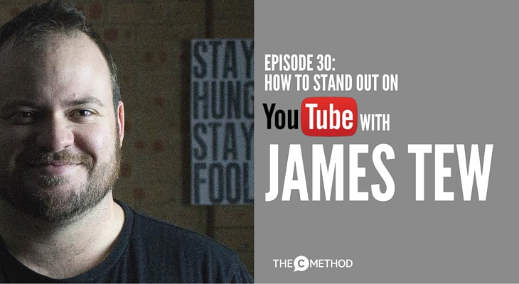 james tew youtube the c method podcast christina canters entrepreneur network video marketing