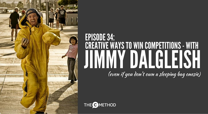 jimmy dalgleish christina canters enter comps the c method win competitions