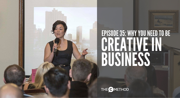 CHRISTINA CANTERS public speaking creative business the c method podcast