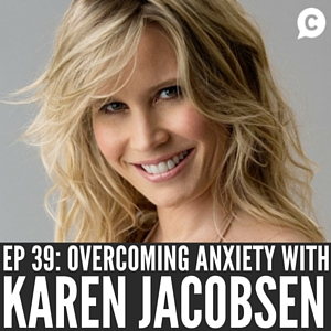 anxiety public speaking karen jacobsen the gps girl christina canters the c method podcast