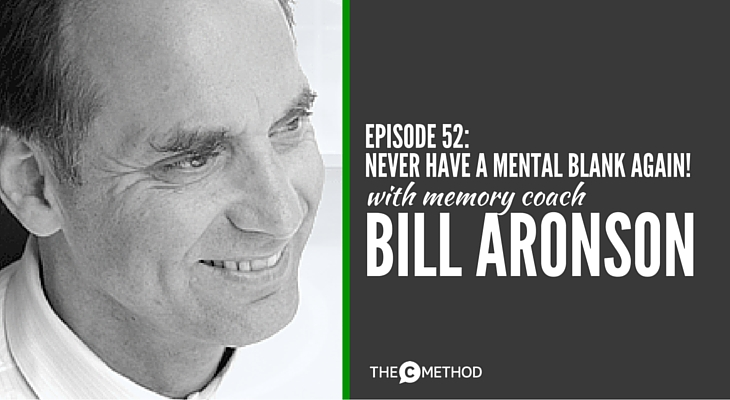 bill aronson christina canters memory coach remember names the c method
