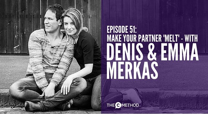 emma denis merkas christina canters the c method communication relationships podcast massage couples