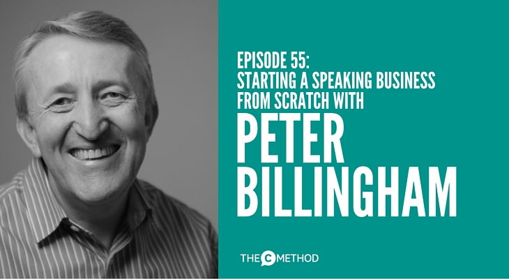 peter billingham death goes digital speaker christina canters the c method podcast interview speaking business