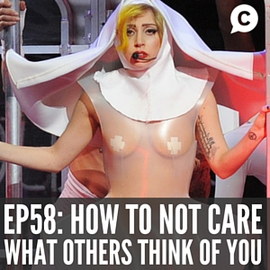 how to not care what others think of you with christina canters of the c method podcast stand out get noticed confidence