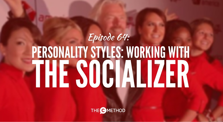 personality styles communication christina canters the c method podcast stand out get noticed