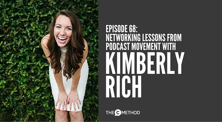 christina canters the c method podcast movement networking communication skills