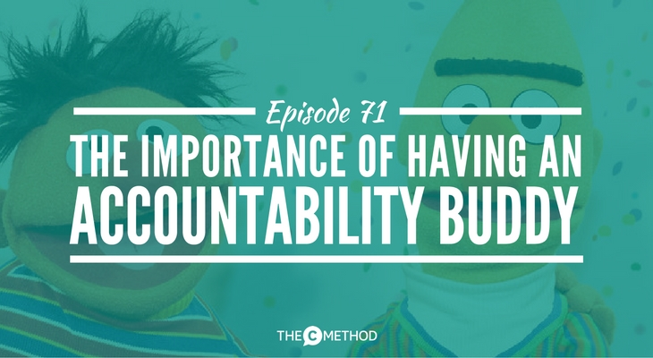 accountability buddy christina canters the c method podcast confidence coach