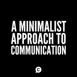 A Minimalist Approach To Public Speaking & Communication [Episode 79]