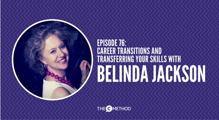 Career transitions and transferring your skills with Belinda BJ Jackson and Christina Canters