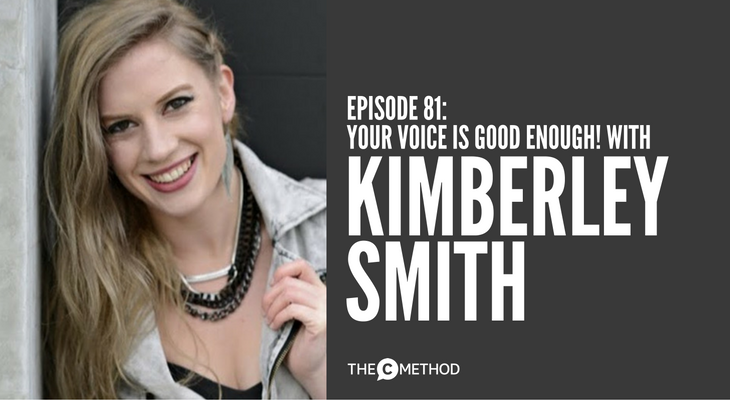 kimberley smith christina canters inspired to sing author voice vocal coach melbourne