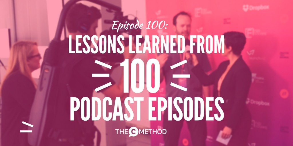 Podcast lessons christina canters lizzay canters the c method