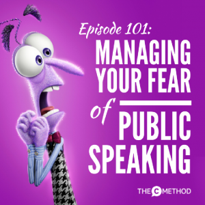 Managing Fear, Nerves & Anxiety When Public Speaking [Public Speaking Mini Course Pt 3]