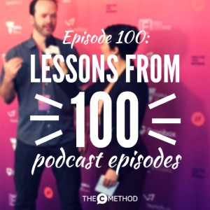Lessons From 100 Podcast Episodes with Christina & Lizzay Canters [Episode 100]