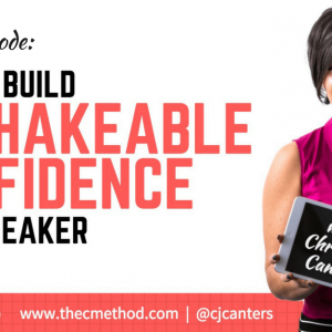 How To Build Unshakeable Confidence As A Speaker [BONUS EPISODE]