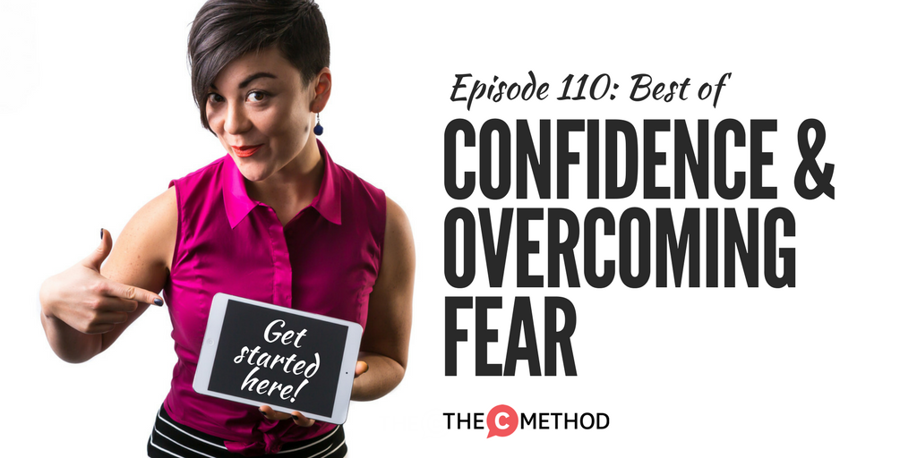 Confidence and overcoming fear with Christina Canters