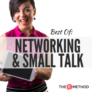 Best Of – Networking and Small Talk [Episode 111]