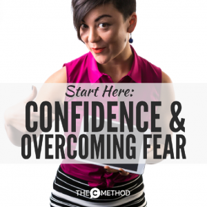 Best Of: Confidence & Overcoming Fear [Episode 110]
