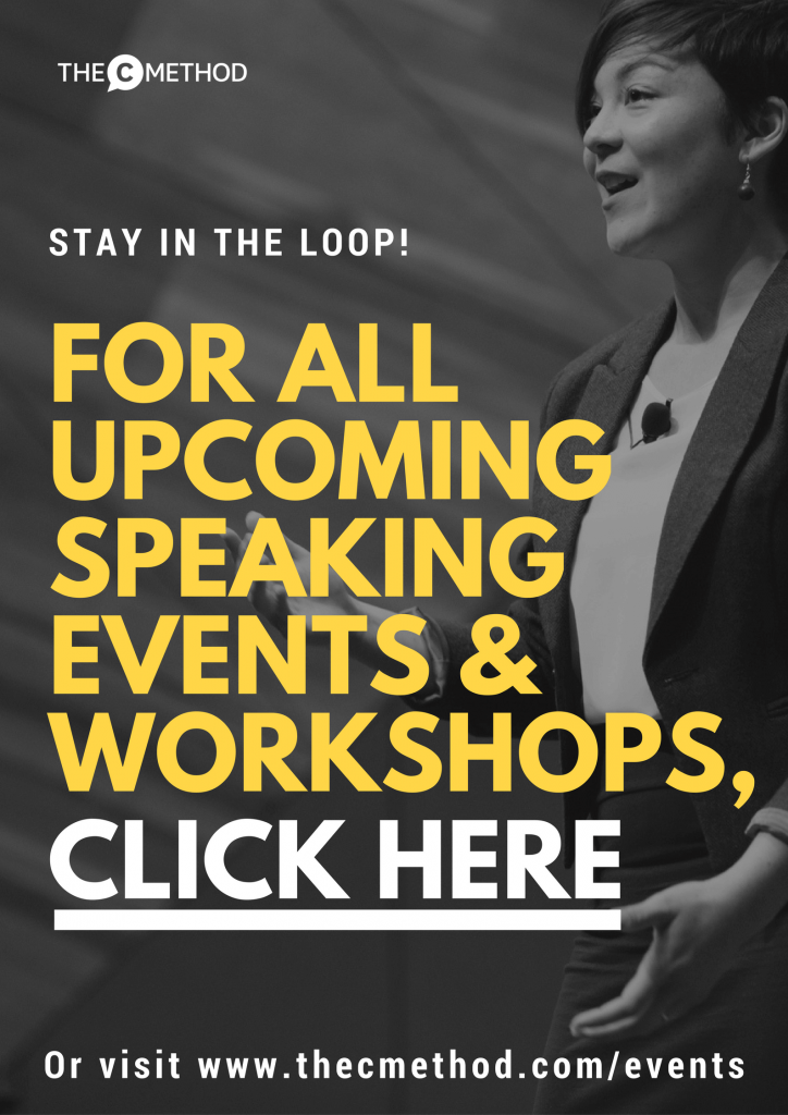 the c method events christina canters speaking workshops coaching