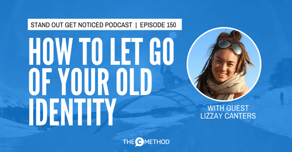 LIZZAY CANTERS podcast LGBTIQ life coach christina canters the c method identity podcast