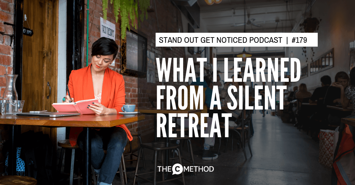 christina canters silent retreat meditation kadampa centre the c method podcast