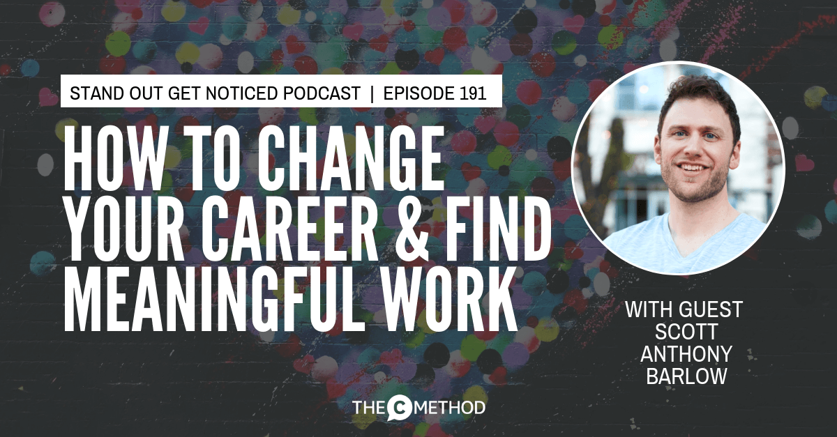 happen to your career podcast Christina Canters Scott Barlow
