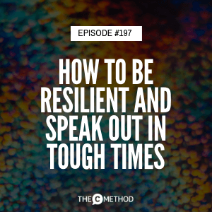 How To Be Resilient and Speak Out In Tough Times with The Unbreakable Farmer Warren Davies [Episode 197]