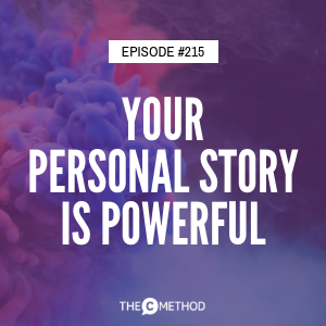 Your Personal Story Is Powerful with Dr Kristen Guillory [Episode 215]