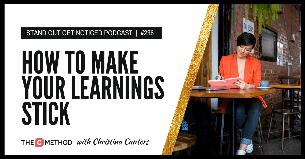 learning communication podcast the c method confidence leadership