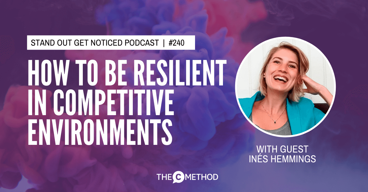 Christina Canters, The C Method, Podcast, Communication, Confidence, Public Speaking, Personal Development, Architecture