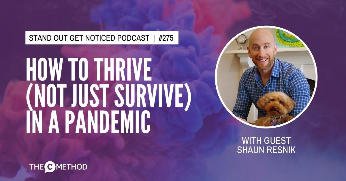 Christina Canters, The C Method, Podcast, Covid 19, pandemic, mindset, coronavirus